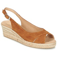 Zapatos Mujer Sandalias Unisa CAMPI Camel