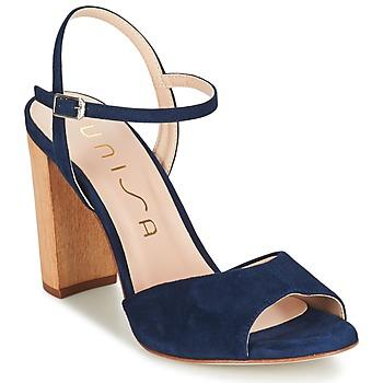 Zapatos Mujer Sandalias Unisa WATU Marino