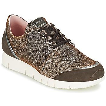 Zapatos Mujer Zapatillas bajas Unisa BOMBA Plata