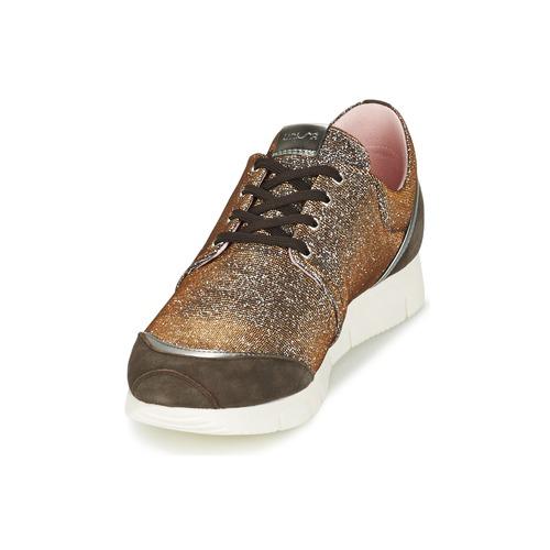 Unisa Zapatos Zapatillas Bajas Bomba Mujer Plata yONn8wv0Pm