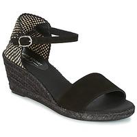 Zapatos Mujer Alpargatas Elizabeth Stuart TREVISE Negro