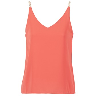 textil Mujer Tops / Blusas Betty London GUENIA Coral