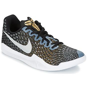 Zapatos Hombre Baloncesto Nike MAMBA INSTINCT Negro / Blanco