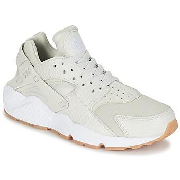 Zapatos Mujer Zapatillas bajas Nike AIR HUARACHE RUN SE W Gris