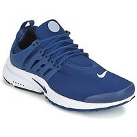 Zapatos Hombre Zapatillas bajas Nike AIR PRESTO ESSENTIAL Azul