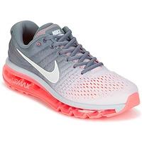 Zapatos Mujer Running / trail Nike AIR MAX 2017 Gris / Rosa