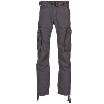 textil Hombre Pantalón cargo Deeluxe TROPERY Gris