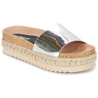 Zapatos Mujer Zuecos (Mules) MTNG MERCOL Plata