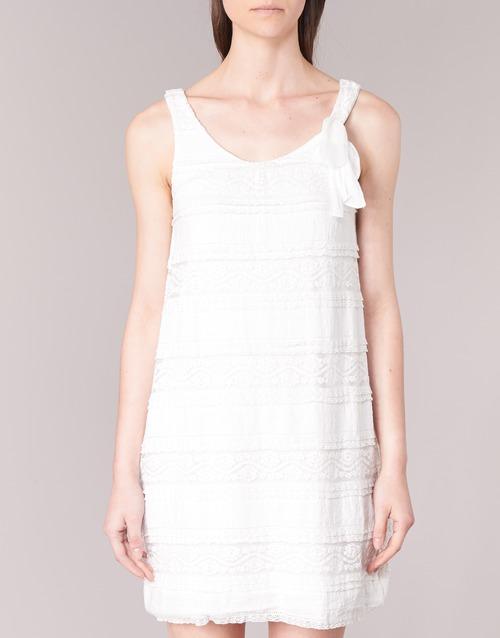 Cortos Keraso Blanco Mujer Desigual Textil Vestidos mnw8vOPyN0
