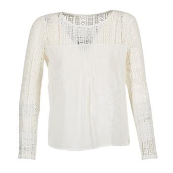textil Mujer Tops / Blusas Desigual GERZA Blanco