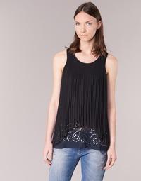 textil Mujer túnicas Desigual TUDURIA Negro
