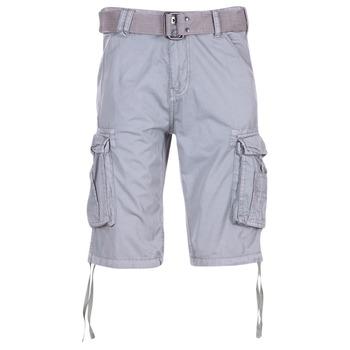 textil Hombre Shorts / Bermudas Schott TR RANGER 30 Gris
