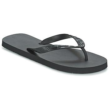 Zapatos Hombre Chanclas Hugo Boss Orange 50311200 Negro