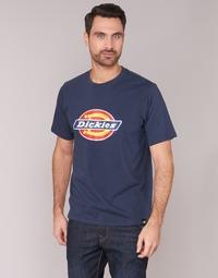textil Hombre camisetas manga corta Dickies HORSESHOE TEE Marino
