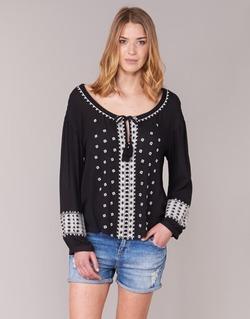 textil Mujer Tops / Blusas See U Soon 7117029 Negro