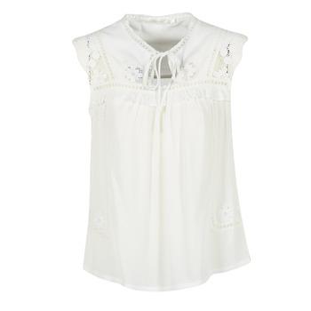 textil Mujer Tops / Blusas See U Soon 7116203 Blanco