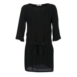 textil Mujer vestidos cortos See U Soon 7121032 Negro