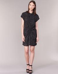 textil Mujer vestidos cortos See U Soon 7121114 Negro