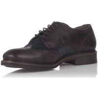 Zapatos Mujer Derbie Snipe 48400 MARRON