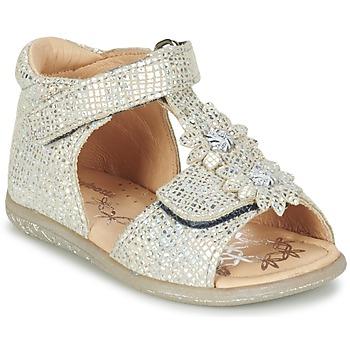 Zapatos Niña Sandalias Babybotte TUTU Plata