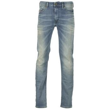 textil Hombre Vaqueros slim Diesel THOMMER Azul / 0845f