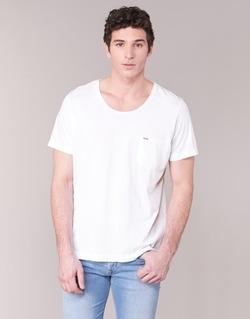 textil Hombre camisetas manga corta Diesel T KRONOX Blanco