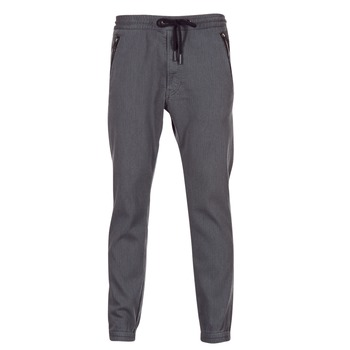 textil Hombre pantalones con 5 bolsillos Diesel P BLACK Gris