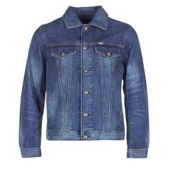 textil Hombre chaquetas denim Diesel NHILL Azul