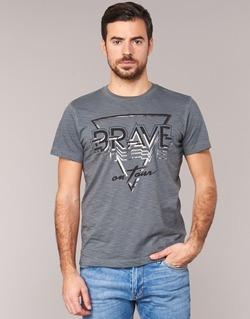 textil Hombre camisetas manga corta Diesel T DIEGO NE Gris