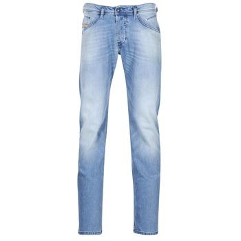 textil Hombre vaqueros rectos Diesel BELTHER Azul / 084cu