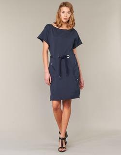 textil Mujer vestidos cortos Diesel D SOSNA Marino