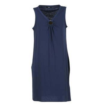 textil Mujer vestidos cortos Diesel D ISBEL Marino