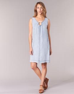 textil Mujer vestidos cortos Diesel DE ISBEC Azul