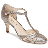 Zapatos Mujer Zapatos de tacón Jonak LAORA Plata