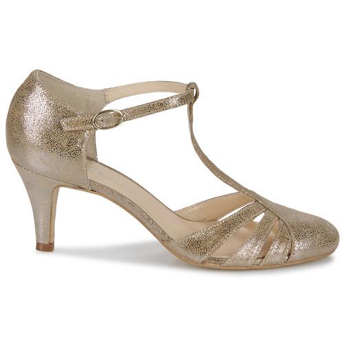 Plata De Plata De Jonak Tacón Jonak Tacón Zapatos Zapatos srhQtd