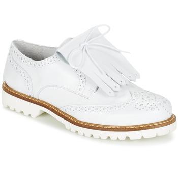 Zapatos Mujer Derbie Jonak AUSTRAL Blanco