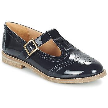 Zapatos Mujer Bailarinas-manoletinas Jonak ALINA Azul