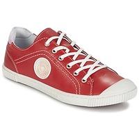Zapatos Mujer Zapatillas bajas Pataugas BAHER F2C Rojo