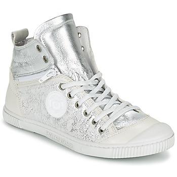 Zapatos Mujer Zapatillas altas Pataugas BANJOU/MT F2C Plata