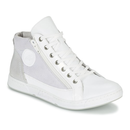 Zapatos Mujer Zapatillas altas Pataugas JANE/BB F2C Blanco