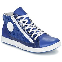 Zapatos Mujer Zapatillas altas Pataugas JANE/BB F2C Azul