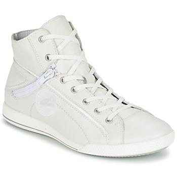 Zapatos Mujer Zapatillas altas Pataugas PAZ/N F2C Blanco