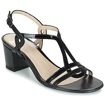 Zapatos Mujer Sandalias Perlato LOABINE Negro