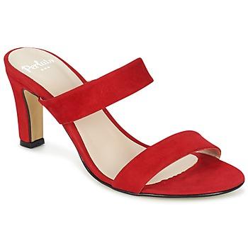 Zapatos Mujer Sandalias Perlato ADINILE Rojo