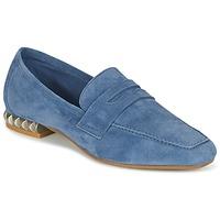 Zapatos Mujer Mocasín Perlato KAMINA Azul