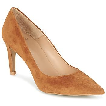 Zapatos Mujer Zapatos de tacón Perlato REVOUTE Camel
