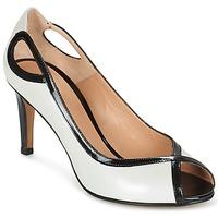 Zapatos Mujer Zapatos de tacón Perlato FEJILI Blanco / Negro