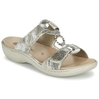 Zapatos Mujer Zuecos (Mules) Remonte Dorndorf TARDESSO Plata