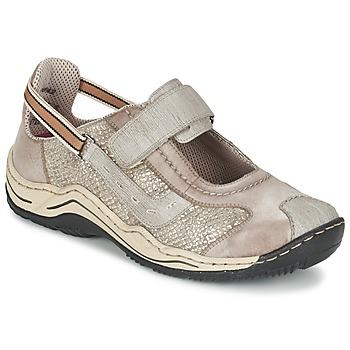 Zapatos Mujer Zapatillas bajas Rieker BIOLORATEIL Topotea