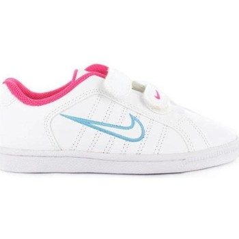 Zapatos Niño Zapatillas bajas Nike COURT TRADITION 2 PLUS PSV Blanco
